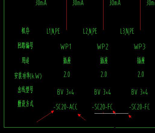 电缆桥架敷设方式图