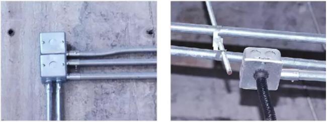 金属穿线管损坏原因