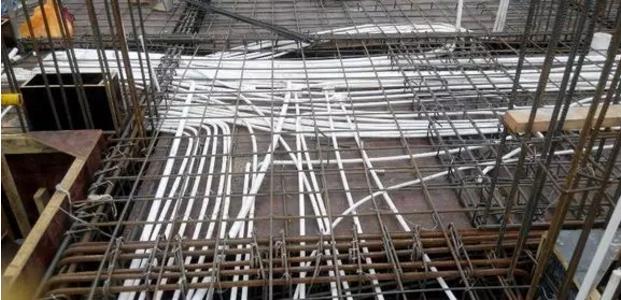 JDG镀锌管电气施工图