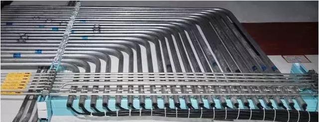 镀锌线管施工图